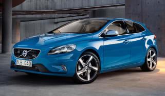 Volvo V40 R-Design prices front