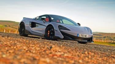 McLaren 600LT - front static