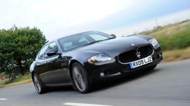 Best cars for under £20,000 - Maserati Quattroporte