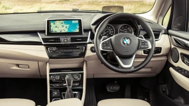 BMW 2 Series Active Tourer - dash