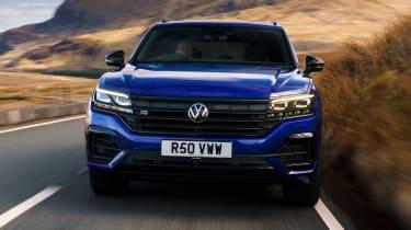 Volkswagen Touareg R - full front