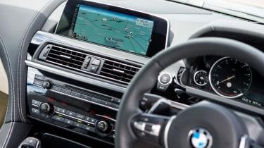 Used BMW 6 Series - sat-nav