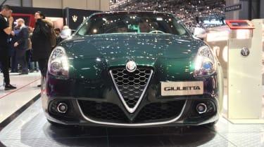 Alfa Romeo Giulietta Veloce - Geneva full front