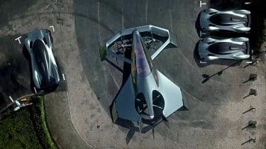 Aston Martin Vision Volante Concept - above