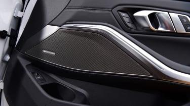 BMW 3 Series long termer - first report door