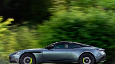 Aston Martin DB11 AMR - side