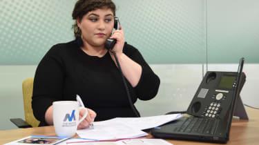 Motor Ombudsman Natasha Gasson