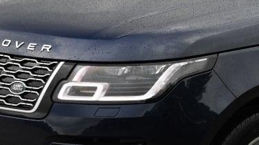Range Rover - front lights