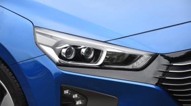 Hyundai Ioniq Plug-in - headlight