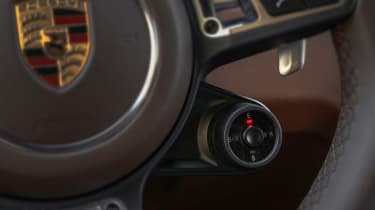 Porsche Cayenne Turbo S E-Hybrid - driving modes