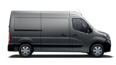Renault Master - side static