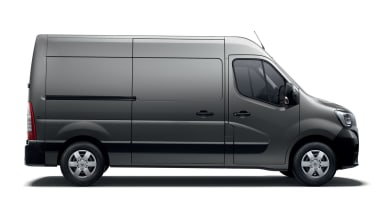 Renault Master - side static