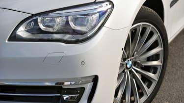 BMW 750i detail