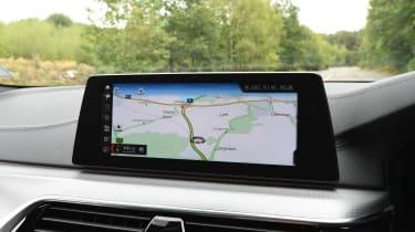 BMW 5 Series - Navigation