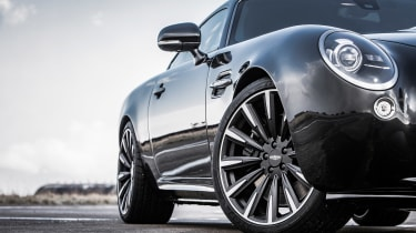 David Brown Automotive Speedback Silverstone edition alloy wheels