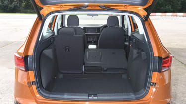 SEAT Ateca First Edition - boot