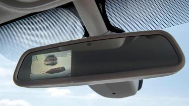 Nissan NV300 van mirror