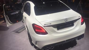 Mercedes-AMG C 43 - Geneva full rear