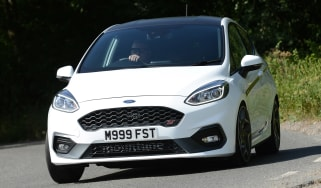 Ford Fiesta ST M225 - front