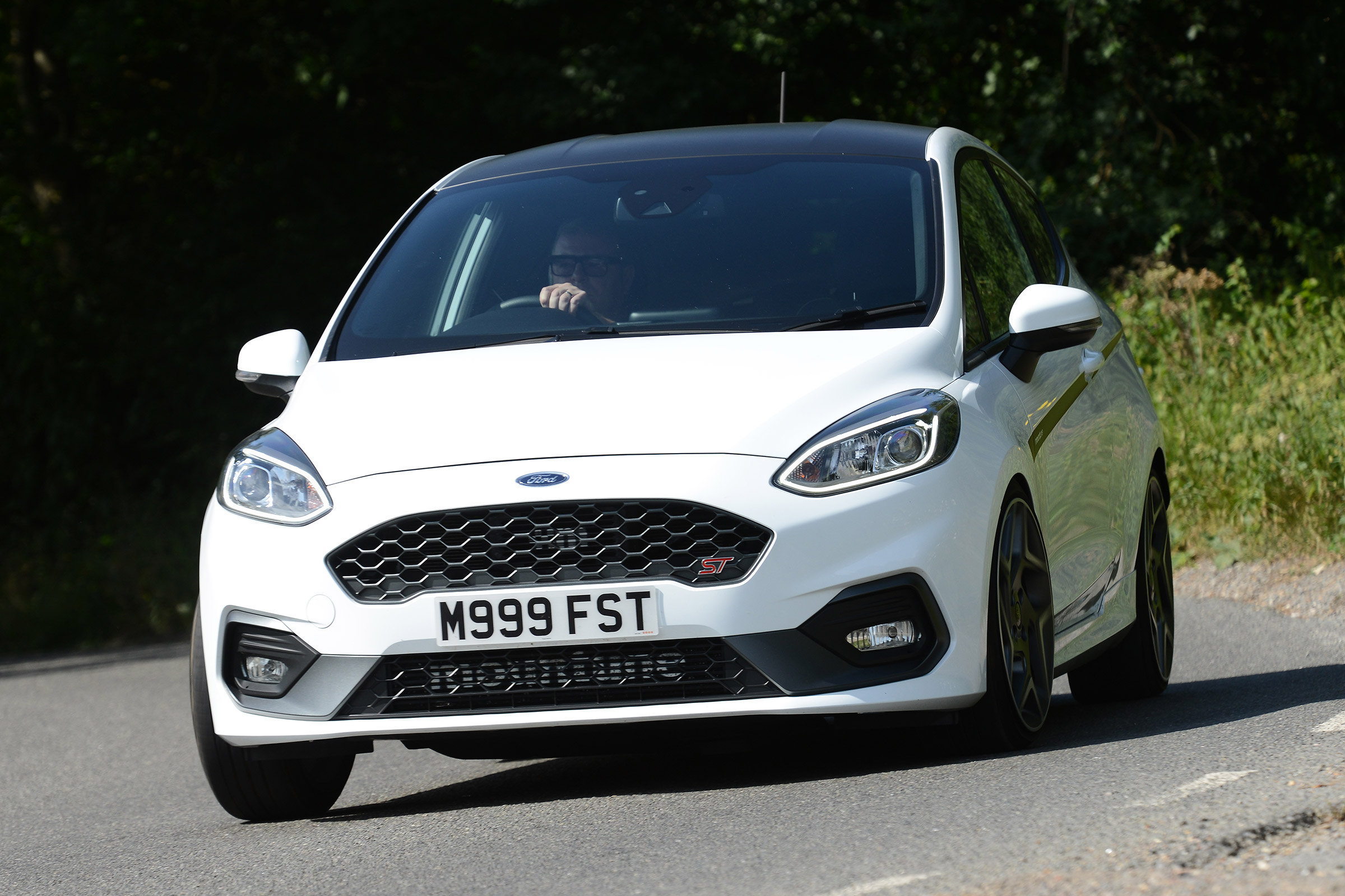 New Ford Fiesta St M225 2019 Review Auto Express