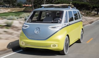 Volkswagen I.D. Buzz concept review - front