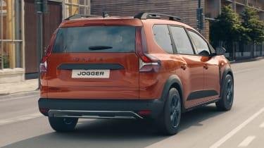 Dacia Jogger - rear