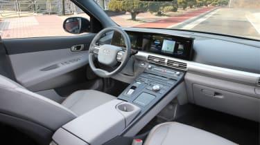 Hyundai NEXO front seats