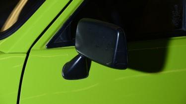 Ford Fiesta Mk1 - door mirror
