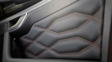 VW Touareg One Million - door panel