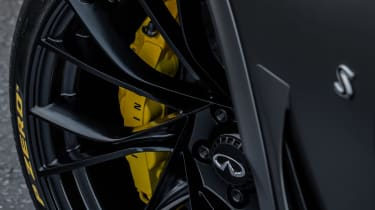 Infiniti Project Black S wheels