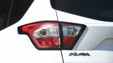 Ford Kuga - rear lights
