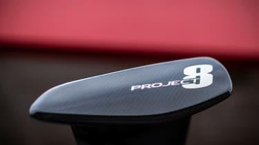 Jaguar XE SV Project 8 - spoiler