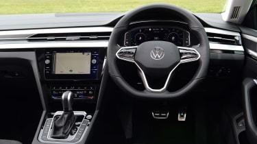 Volkswagen Arteon eHybrid - dash