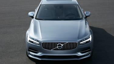 Volvo S90 - front