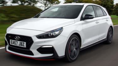 Best track day cars - Hyundai i30 N