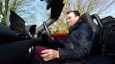 Mazda MX-5 long termer - first report James Batchelor