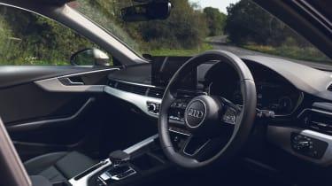 Audi A4 Saloon 35 TFSI S tronic Sport - interior