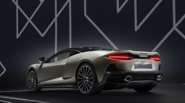 Mclaren GT MSO - rear