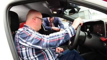 Vauxhall Mokka-e - first report Stu Milne