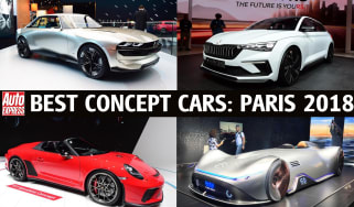 Paris Motor show 2018 Best concept cars