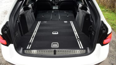 BMW 530d Touring - boot