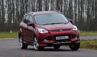 Ford Kuga Titanium X Sport front