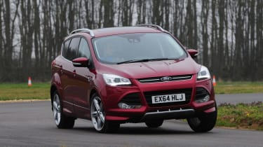 Ford Kuga Titanium X Sport Review Auto Express