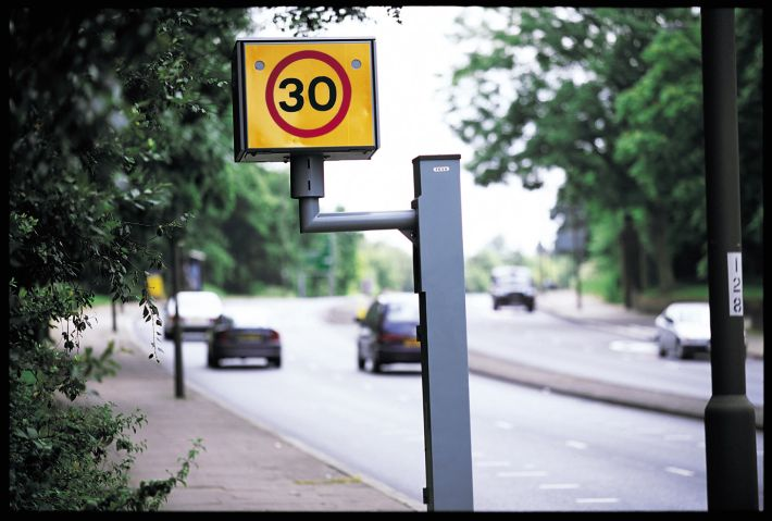 Over half of drivers break 30mph limits | Auto Express