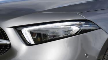 Mercedes A 250 Saloon - headlight