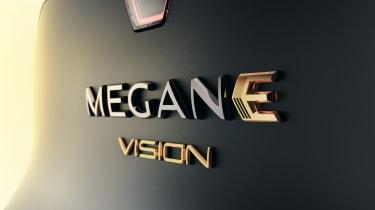 Renault Megane eVision - badge