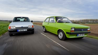 Complete Ford Fiesta review - mk1 and 2