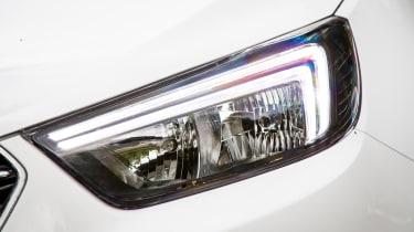 Vauxhall Mokka X 2016 - headlight