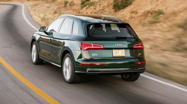 Audi Q5 3.0 TDI S-Line - rear