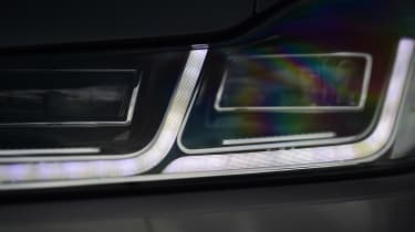 Jaguar I-Pace - front light